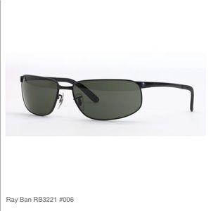 Ray-Ban Sunglasses RB3221
